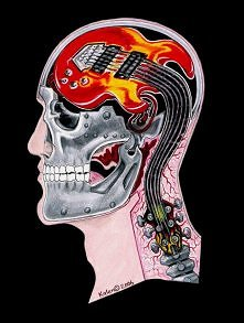 metal in my head \m/