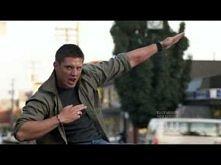 Supernatural Dean Singing Eye Of The Tiger ♥♥♥