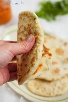 Jak zrobić flatbread... czy...