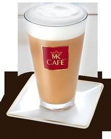 Latte  Składniki: - 1 porcja (30ml) espresso lub 50ml mocnej kawy (np. mokka) - Mleko o wysokiej zawartości tłuszczu - Syrop smakowy  Przygotowanie: Na dno szklanki wlewamy wybr...