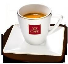 Espresso  Składniki: - 25 – 30 ml kawy  Przygotowanie: Do przygotowania kawy możemy użyć domowego ekspresu, albo kawiarki.  Przy korzystaniu z kawiarki, pamiętaj żeby nie ubijać...