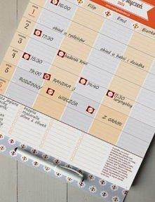 kalendarz rodzinny - idealna organizacja