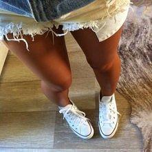 Converse.. i nózki.! ;**