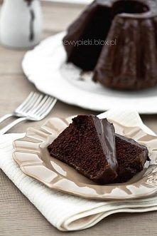 Jogurtowa babka czekoladowa