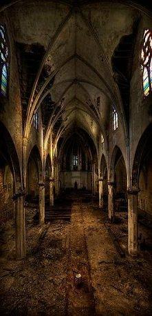 Gotycki kościół