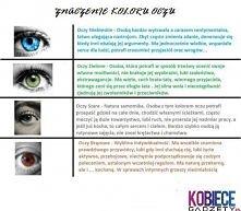 a jaki wy macie kolor oczu ;) ?