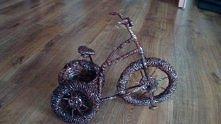 rower- wiklina papierowa