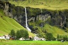 Foss a Sidu, Southern Iceland