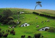 Hobbit Village, New Zeland