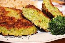 kotlety ziemniaczano brokułowe
