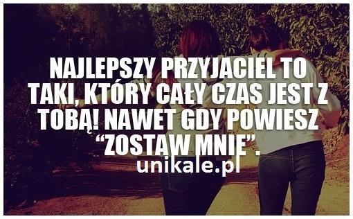 Najlepszy Przyjaciel Na Cytaty I Opisy Zszywkapl