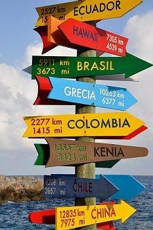 kierunek Brazylia! :)