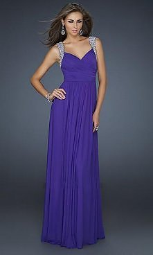 La Femme 17501 Long Prom Dress,Sexy Evening Dresses