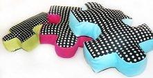 piękne i mięciutkie poduszki idealne do kreatywnej zabawy dla dzieci, jak i o...