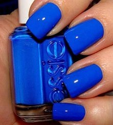 Niebieski, przyciągający ;]