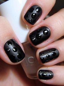 czarne w czarnym ;D