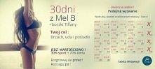 Podejmij wyzwanie ! ;D Z Mel B : 1.Rozgrzewka 5 min  2.brzuch 3.pośladki 4.rozciąganie 5 min + Boczki z Tiffany