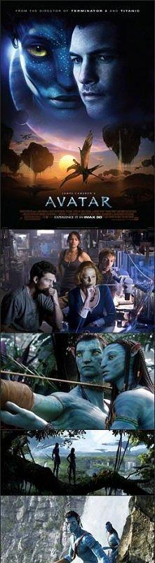 Avatar (2009) - Klasyk.. Każdy musi go zobaczyć..:)