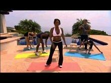 Mel B 10 minutowy trening nóg