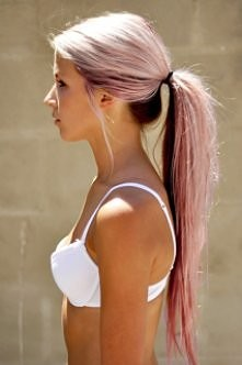 Kocham długie włosy :)