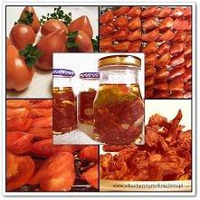 Suszone pomidory w oliwie z ziołami  (przepis po kliknięciu w zdjęcie)