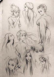 twarz & włosy