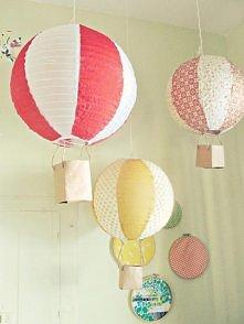 Lampiony jak balony do poko...