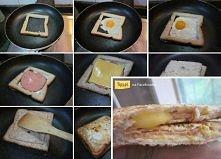 Pomysł na śniadanie, co Wy ...