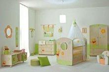 uroczy pokój dla dziecka