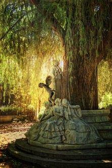 Park Marii Luizy,Sevilla