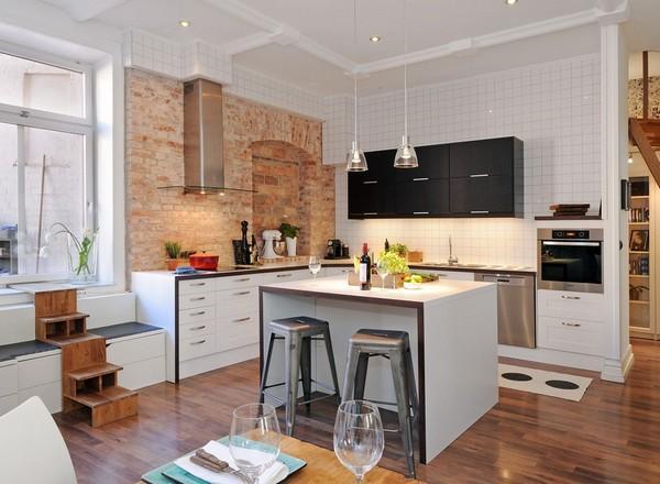 30 inspiracji kuchennych w stylu skandynawskim :)