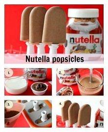 ice cream nutella
