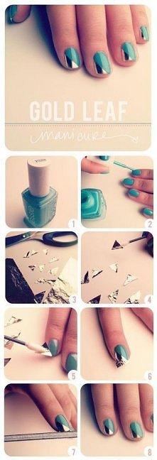 Bardzo mi się podobają, chyba sobie coś takiego zrobię na paznokciach :)