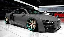 najcudowniejsze Audi R8. ♥