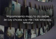 Wspomnienia mają to do sieb...