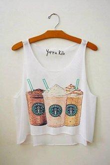Starbucks - koszulka ;)