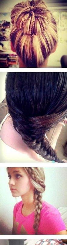 długie włosy to skarb!! :D