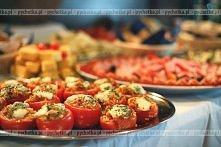 Pomidory nadziewane mielony...
