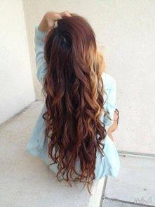 Śliczne włosyy <3