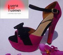 Piękne dziewczęce buciki
