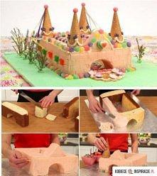 tort - zamek