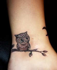 A jak wam się podoba taki tatuaż ? <3