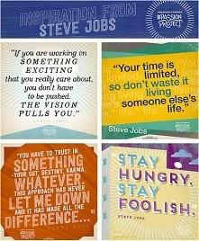 by Steve Jobs