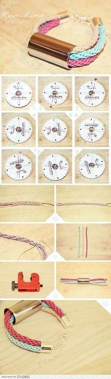 CO TY PLECIESZ ?? - CO POPADNIE!!. 50 pomysłów na prostą plecioną biżuterię DIY.