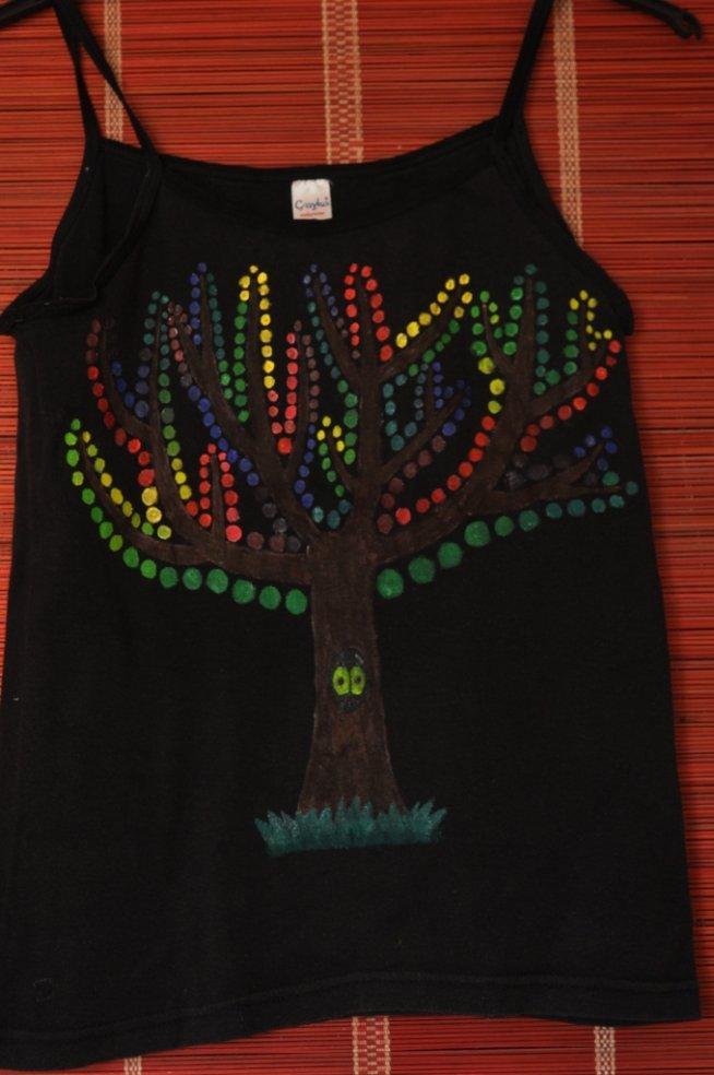 Koszulki ręcznie malowane na zamówienie. afma03@gmail.com