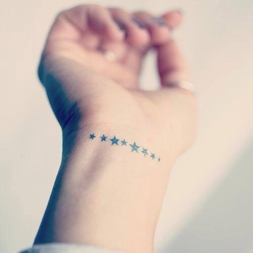 Niby Tylko Gwiazdki Ale Swój Urok Mają 3 Na Tatuaże