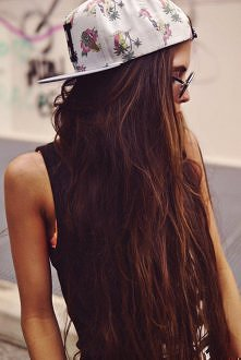 full cap <3