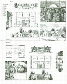 Książka Flagga miała na celu ulepszyć design i konstrukcje małych domków, prz...