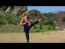 Ćwiczenia modelujące nogi, uda i pośladki