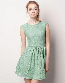 Koronkowa sukienka... ;)